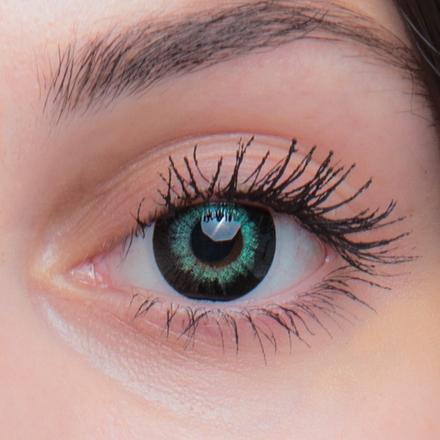 Цветные линзы EOS 204 Green