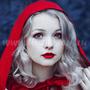 Карнавальные линзы EOS Bloody red Фото 3